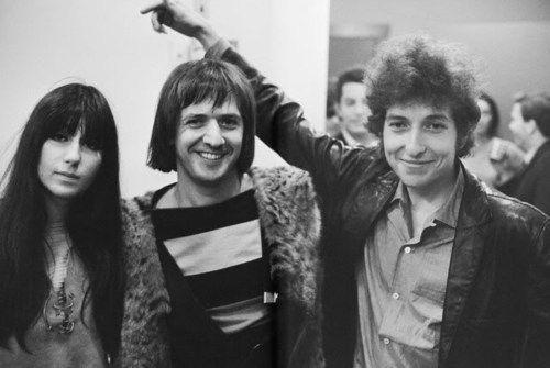 Боб Дилан, Шер и Сонни