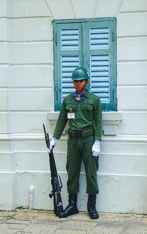 Военный Тайланда
