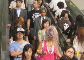 Выжить в японском обществе