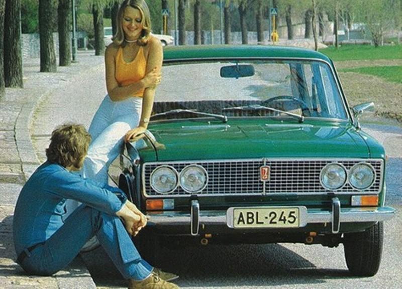 Купить машину в СССР