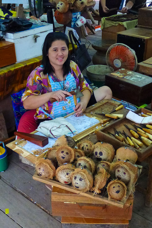 Мастер сувениров Тайланд
