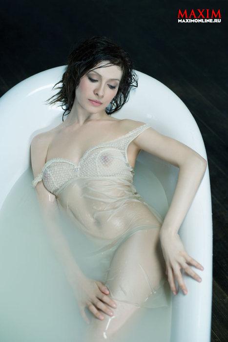 Откровенные фото актрис из сериала Кухня 005