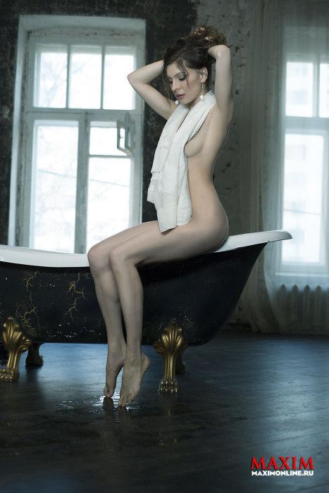 Откровенные фото актрис из сериала Кухня 006