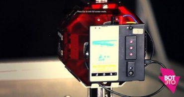 Команда Google Project Tango работает с NASA над автономными роботами для МКС