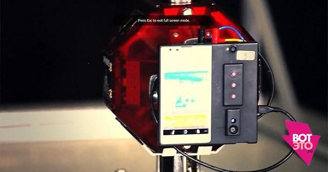 Роботы для МКС1