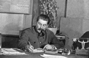 Сталин о Западе и национализме