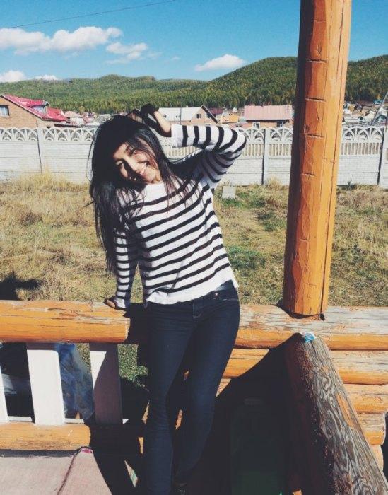 девушки монголии 019
