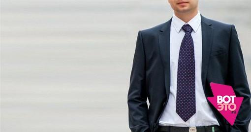 как завязать галстук 2