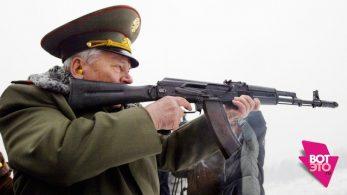 20 малоизвестных фактов об автомате Калашникова