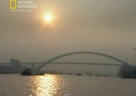 Самый длинный арочный мост в мире