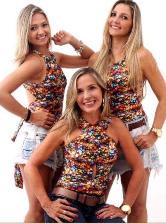 Кто эти девушки?