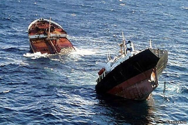 "нефтяной танкер ""Prestige"""