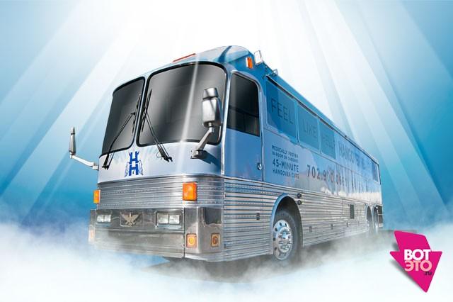 похмельный автобус 3
