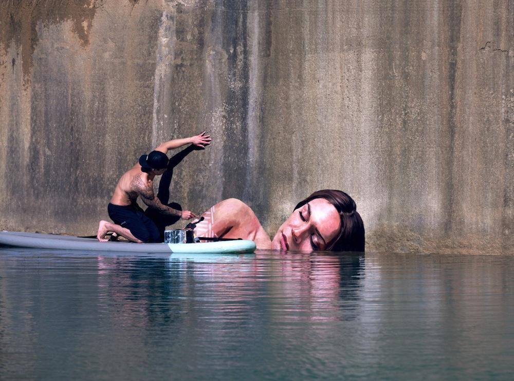 Необычные работы художника Шон Йоро