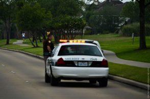 Про полицию и штрафы в США