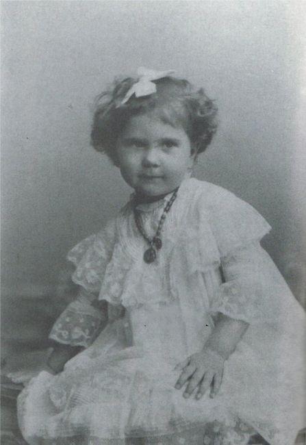 Наталья Палей, манекенщица из рода Романовых