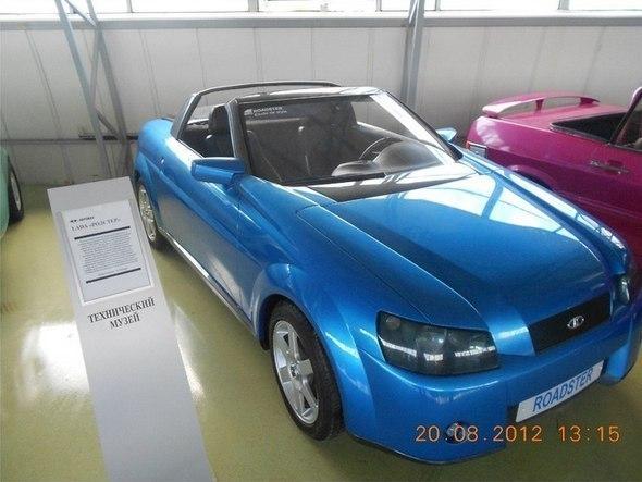 Лада Родстер (Lada Roadster)