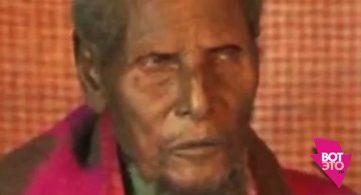 Долгожитель из Эфиопии утверждает, что ему 160 лет