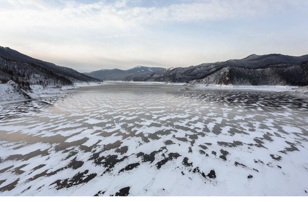 Водохранилище СШГЭС