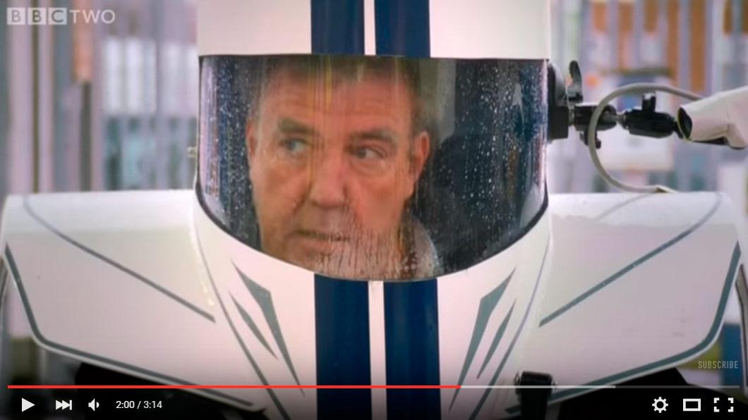 Смешной автомобиль в Top Gear