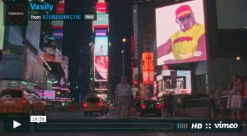 Документальный фильм о поездке русского пенсионера в Нью-Йорк