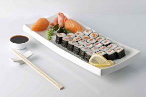 Как приготовить суши?