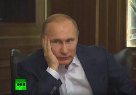Интервью Путина немецкому изданию Bild