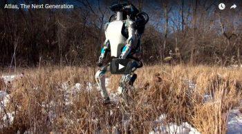 Робот Atlas делает успехи