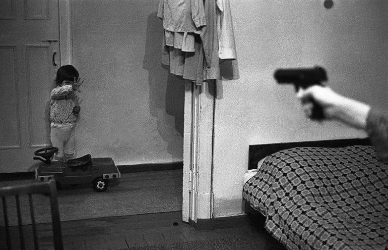 Братья. Новокузнецк. Кузбасс. Сибирь. 9.04.1985 год.