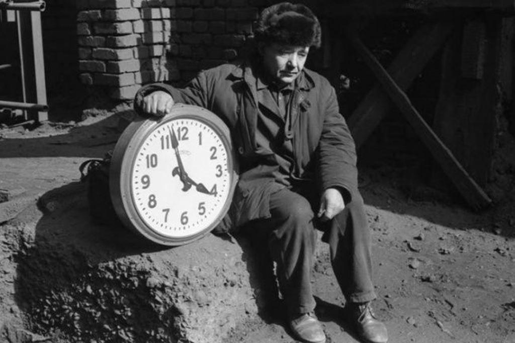 «Электрослесарь на коксовой батарее», КМК, Новокузнецк, 1980 год.