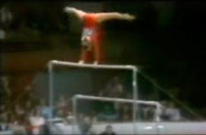 За секунду до трагедии советской гимнастки Людмилы Турищевой