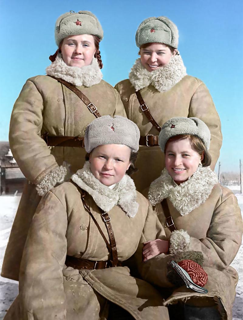 Волховский фронт, 1943 год