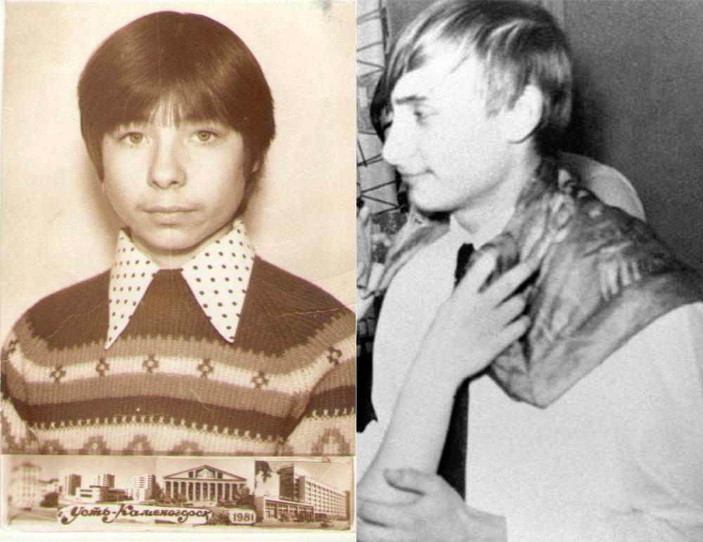 Детские фото российских звёзд