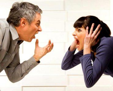 Причины супружеских конфликтов