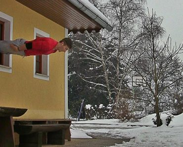 Мастерская техника прыжков от Доминика Ская