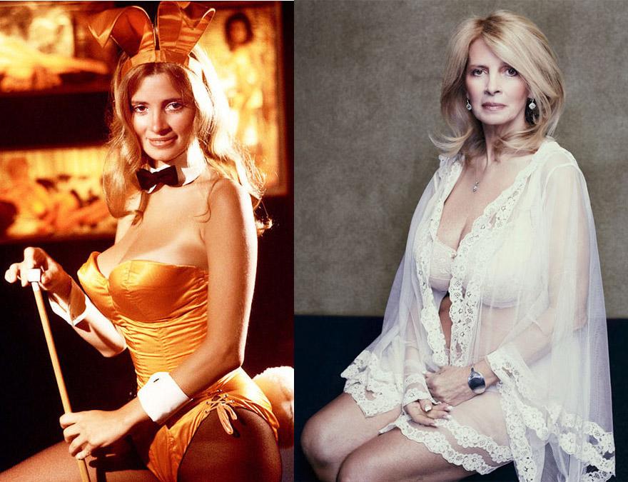 Модели Playboy спустя 60 лет