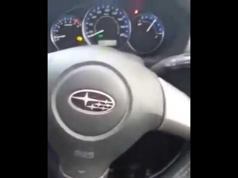 Тремор рулевого колеса Subaru Forester