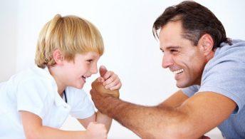 Как воспитать сына настоящим мужчиной?