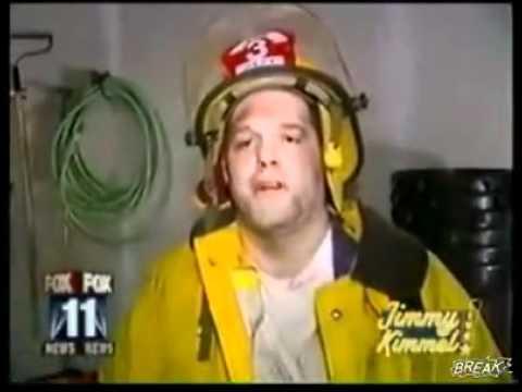 Пожарный, тушивший коноплю