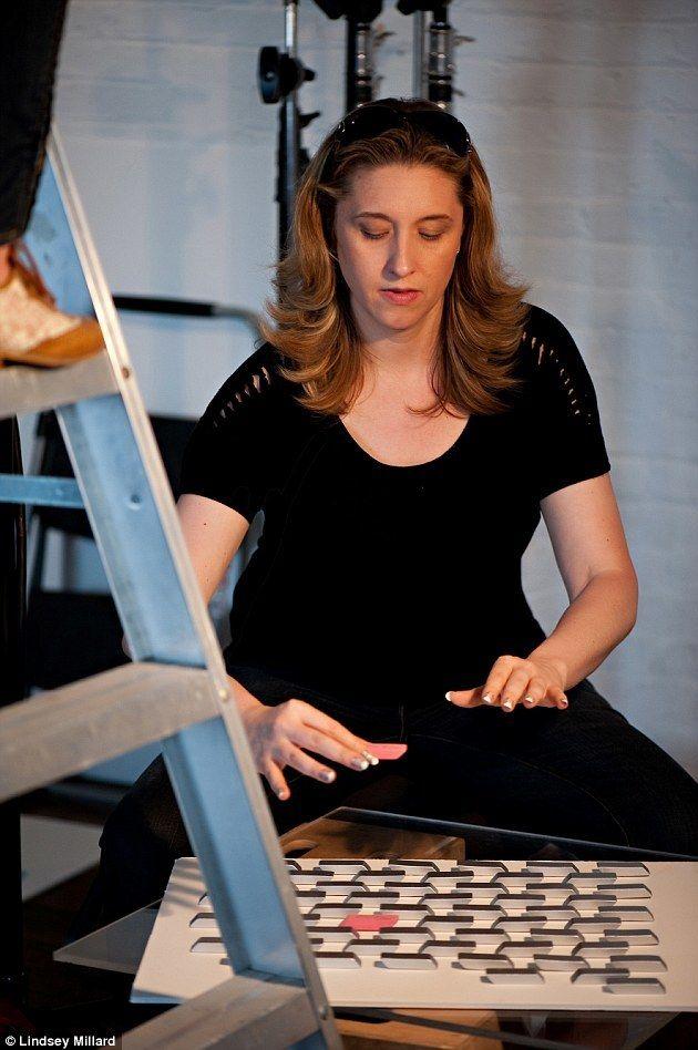Эшли Ковингтон (Ashly Covington) является профессиональной hand моделью