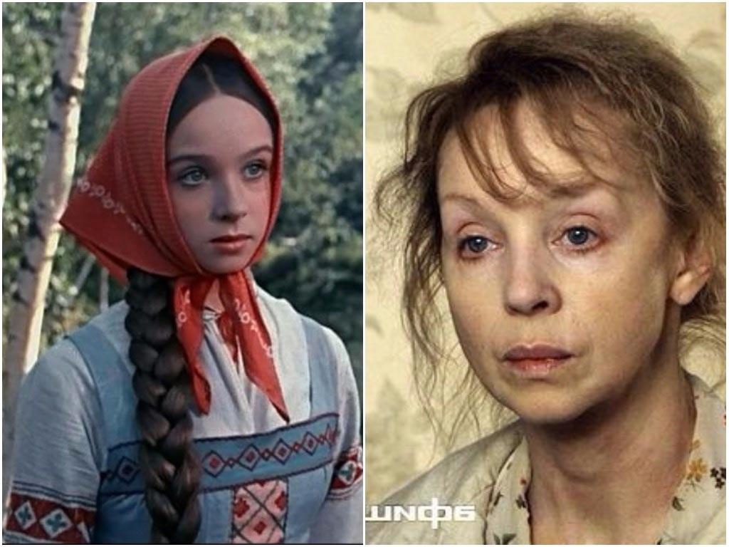 Как выглядят сейчас дети-актёры из советских фильмов