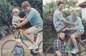 Ностальгические снимки, которые докажут, что любовь и семья — это единственное, что имеет значение