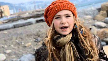 Девочка рискнула спеть одну из самых тяжелых песен в мире. Пара нот — и судьи подскочили со своих мест!