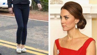 У Кейт Миддлтон есть туфли всего за $95, которые она носит уже 5 лет