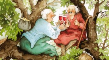 Хороший текст о правильной старости