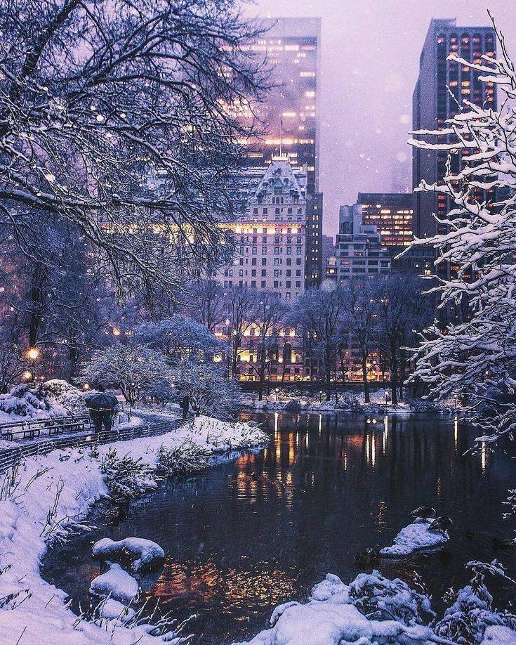 Центральный парк, Нью-Йорк