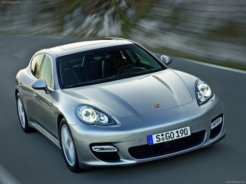 Суперсооружения : Мегазаводы Porsche Panamera