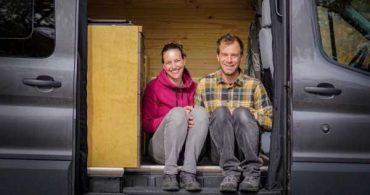 Супруги променяли размеренную жизнь на бесконечное путешествие