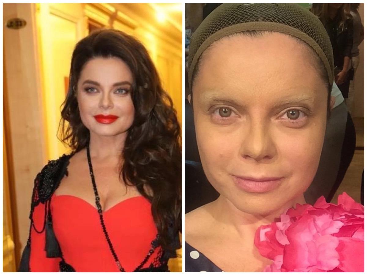 Звёзды шоу-бизнеса без макияжа