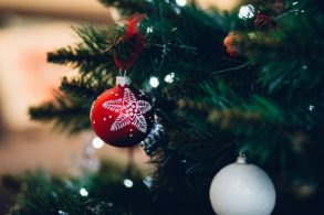 Сестры из Австралии зарабатывают на украшении чужих новогодних елок